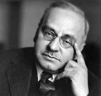 Individualpsychologe Alfred Adler